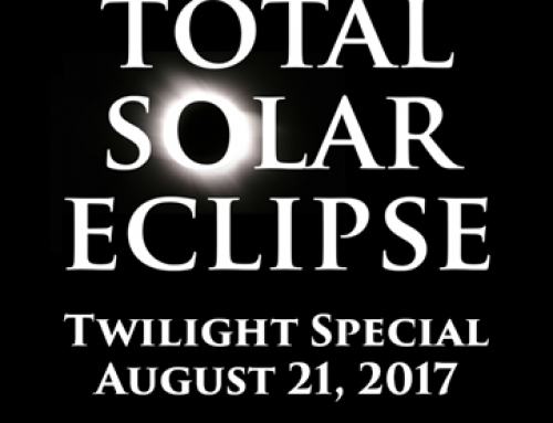 Twilight Special for the Total Solar Eclipse
